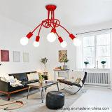 Estilo moderno de la lámpara pendiente de la lámpara para el restaurante decorativo