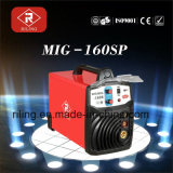 Máquina de soldadura do MIG do inversor (MIG-160SP/180SP)