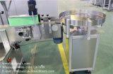 Parte posteriore automatica della parte anteriore dei vasi ed etichettatrice dei lati del principale tre