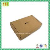 Caixa de papel ondulada de papel de embalagem Com a inserção para Parcking