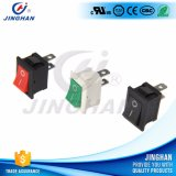 On-off Spst 2pins Mini Rocker Switch 10A