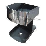 Fabricação de chapa metálica para gabinete de máquinas de café