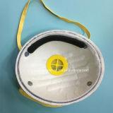 Ffp2実行中カーボンおよび弁が付いている使い捨て可能な機密保護マスク