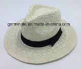 リボンバンド(Sh003)が付いている方法麦わら帽子