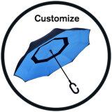 عالة عكس طي يعكس مظلة