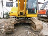 Excavador usado de la correa eslabonada de KOMATSU PC200-7