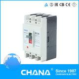 IEC 60947-2 Aprobado Disyuntor moldeado del caso MCCB