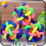 De hoogstaande en Kleurrijke Bal van de Jojo van het Stuk speelgoed van Kinderen en en RubberBal en de Bal van de Mand met de Bal van de Sensor van de Steun en van de Baby en Bal Footbag voor PromotieGiften