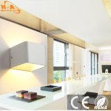 단순한 설계 LED 벽 램프 현대 가정 호텔 점화 Sconces