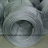Galv Steel Wire Rope / Gi Wire / Galvanized Binding Wire