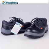 37-43 hommes de grande taille antidérapants isolant de bonnes chaussures de sûreté en cuir de travail