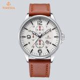 Relojes de cuarzo para hombres y mujeres Moda estilo europeo reloj de acero inoxidable 71312
