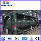Recipiente líquido venenoso corrosivo químico do tanque do transporte do ISO Csc