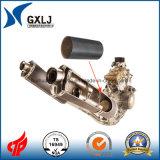 Convertitore metallico del catalizzatore del favo di uso del motociclo