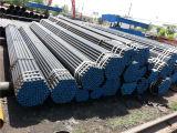De Naadloze Buis van ASTM A106 Gr. B API 5L Gr. B met het Eind van de Schuine rand en Geschilderde Zwarte