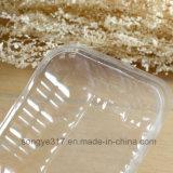 Belüftung-Biskuit-transparente Plastikprodukte, die Kasten verpacken