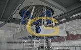 ABA zwei Schichten Koextrusion-Film-durchbrennenmaschinen-