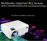 2016 Ptp200 mini preiswerter LED Haupttheater-Projektor