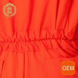 Combinaison orange de vêtements de travail d'OEM pour le pétrole et le gaz