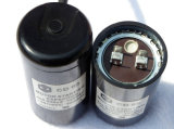 Condensador electrolítico para comenzar caballos de fuerza fraccionarios