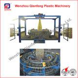 Malha de malha de plástico Fabricação de máquinas de tear de tecelagem