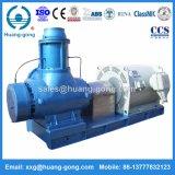 Pompa di vite gemellare marina di Huanggong per il trasferimento dell'olio