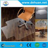 새로운 디자인 PVC 주문 의자 지면 매트 롤/방수 양탄자 프로텍터 매트