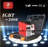 Soldador del inversor IGBT con el Ce (IGBT-140E/160E/200E)