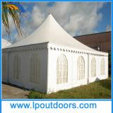 tenda foranea di alluminio esterna di cerimonia nuziale di stile del Pagoda di 10X10m per l'evento