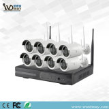 Hot Sale 8chs WiFi 1.0 / 1.3MP NVR Kits Surveillance System