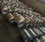ASTM A653 최신 담궈진 직류 전기를 통한 강철 코일, 냉각 압연된 강철 가격, Prepainted 강철 코일 전성기 PPGI