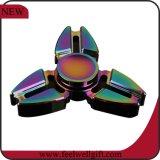 Анодированный обтекатель втулки перста руки непоседы сплава радуги 3 крылов Titanium
