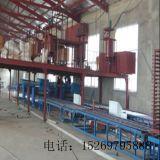 Equipamento de produção para a placa à prova de fogo da parede externa