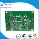 Plateau de circuit imprimé Enig Mltilayer à 4 couches PCB pour l'industrie du réseautage