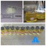 Testosterona Decanoate de la hormona esteroide de la inyección intramuscular para promover metabolismo