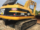 Máquina escavadora usada da esteira rolante da lagarta 320bl (CAT 320 320B 325BL 330BL)