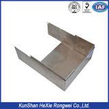 Metal de hoja de doblez y que suelda