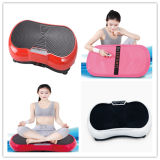 Placa da vibração/Massager corpo inteiro/mini massagem louca do ajuste