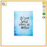 Дешевое печатание тетради Провода-O школы бумажной книги студента большого части A4