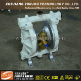 Yonjouの高圧空気によって作動させるダイヤフラムポンプ、HClの液体の空気のダイヤフラムポンプ