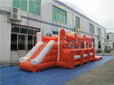 Bouncer inflável gigante combinado, casa do salto com preço de grosso