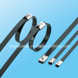 Связи кабеля нержавеющей стали PVC Coated с всем покрытием