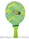 De promotie Racket van het Strand van Colorized van de Peddel van het Strand van Sporten