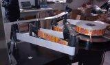 Горячая машина для прикрепления этикеток Fed крена клея Melt