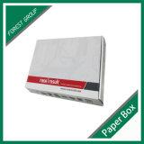 Rectángulo de papel acanalado del diseño del OEM en rectángulo de empaquetado