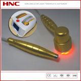 Terapia del laser de la luz roja para la relevación de dolor de carrocería