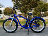 درّاجة كهربائيّة مع سليكا سرج [ليثيوم بتّري]