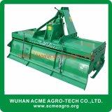 L'agriculture met en application le nettoyeur rotatoire de chaume de la talle 1bsm