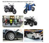 Motocicleta eléctrica de M5 1500W con la batería de litio
