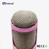 Do altofalante sem fio novo de Bluetooth do microfone de 2016 microfone estereofónico de Karaoka KTV mini
